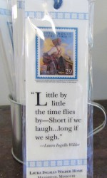 Postage Stamp Bookmark