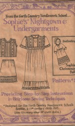 Sophie Pattern #5 - 1