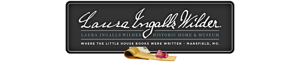 Logo Laura Ingalls Wilder Historic Home & Museum
