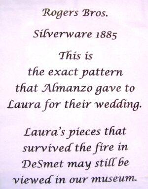 silverware sign