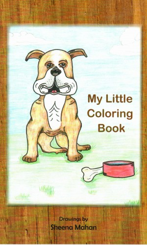 My Little Coloring Book 2