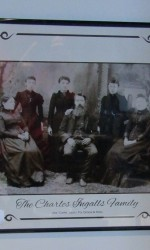 Ingalls Family Poster