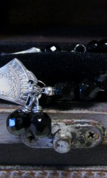 silverware bracelet black1