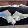silverware bracelet gray stone2