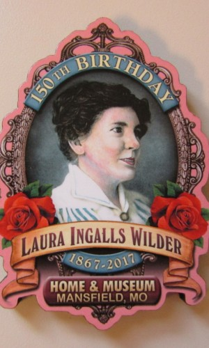 Laura's 150th Bday Magnet