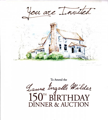 Farmhouse Invitation