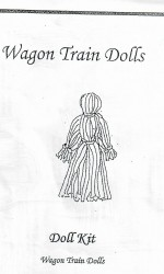 Wagon Train Doll Kit
