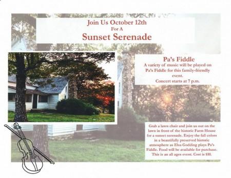 Sunet Serenade 2018