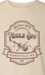 Fiddle Off Shirt 2019 Cream & Brown